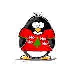 Ho Ho Ho Penguin
