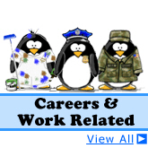 Careers and Work Related Penguins