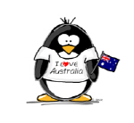 Australia Penguin