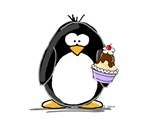 Ice Cream Sundae Penguin