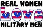 Real Women Love Military Men