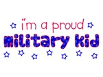 Proud Military Kid