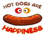 Hot Dogs are Happiness