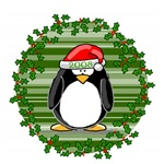 2008 Christmas Penguin
