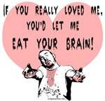 Let me eat your brain
