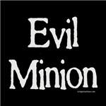 Newsprint Evil Minion