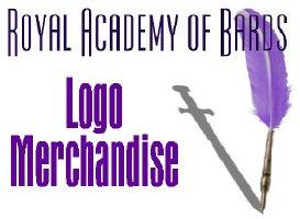 A variety of RAOB logo merchandise