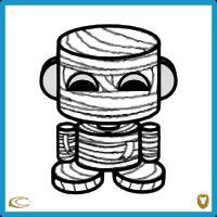 Mummy Bot