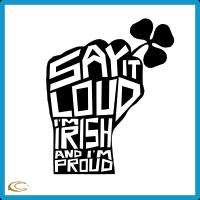 Say It Loud Irish