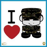 I Heart the Army 2.0