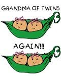 Grandma Twins Again Girls