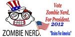 Zombie Nerd. 2012.