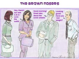 Brown Nosers