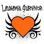 Leukemia Survivor Tattoo Shirts & Gifts