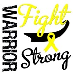 Sarcoma Cancer Warrior Fight Strong Shirts & Gifts