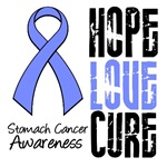 Hope Love Cure Stomach Cancer Shirts &amp; Gifts