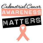 Endometrial Cancer Awareness Matters Shirts &amp; Gift