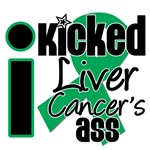 I Kicked Cancer's Ass Shirts