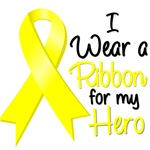 I Wear a Ribbon Bladder Cancer Hero