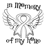 In Memory of My Hero Bone Cancer Shirts