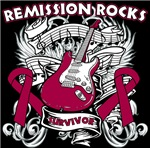 Remission Rocks Multiple Myeloma Shirts