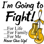I am Going To Fight Appendix Cancer Shirts