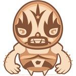 Lucha Masked Wrestler