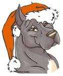 Santa 'Bull