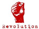 Communist Revolution Fist Section