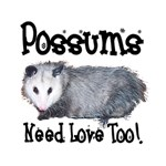 Possums Need Love