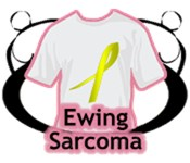 Ewing Sarcoma T-Shirts and Apparel