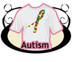 Autism Shirts, Tees, Gifts, & Merchandise