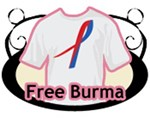 Burma Awareness T-Shirts, Gifts, & Merchandise