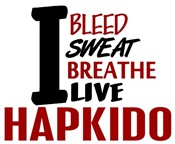 Bleed Sweat Breathe Hapkido