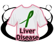 Liver Disease T-Shirts Merchandise Gifts