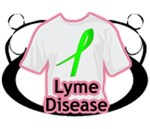 Lyme Disease T-Shirts and Merchandise