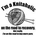 Funny Knitaholic