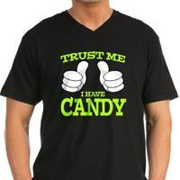 Halloween Candy (green)
