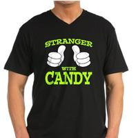 Stranger with Candy (green)
