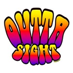 Outta Sight 70's retro t-shirts and gifts
