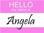 Hello My Name Is Angela