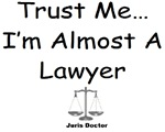 Almost A Lawyer (with logo)