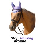 Stop horsing around