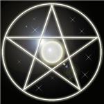 Glowing Pentagram 2
