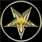 Inverted Goat Head Pentagram