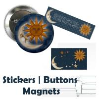 Stickers / Buttons / Magnets