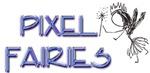 Pixel Fairies Brand Stuff
