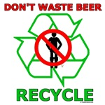 Don't Waste Beer Recycle