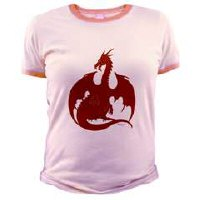 Womens Color T-shirts