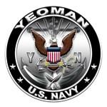 USN Yeoman Eagle YN